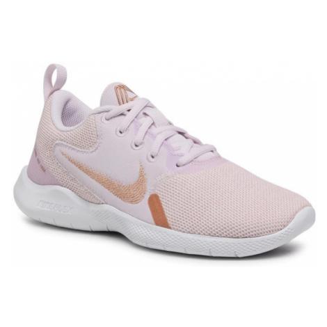 Nike Buty Flex Experience Rn 10 CI9964 600 Fioletowy