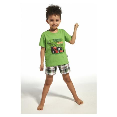 Piżama chłopięca 789/67 Kids lawn mower Cornette