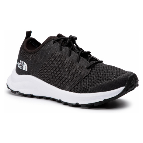 Buty THE NORTH FACE - Litewave Flow Lace II T93RDUKY4 Tnf Black/Tnf White