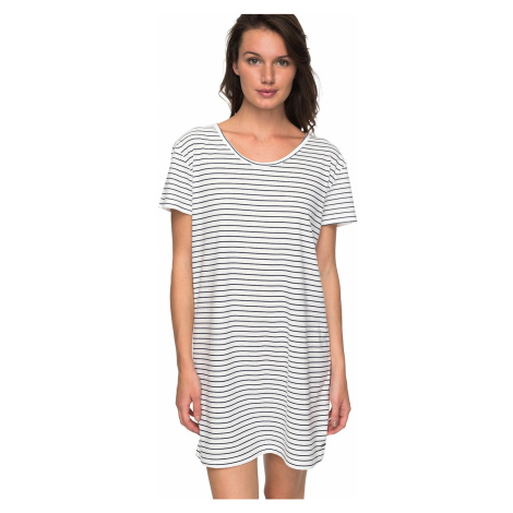 sukienka Roxy Just Simple Stripe - BTK3/Dress Blue Just Simple Stripe