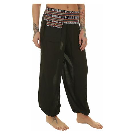 spodnie Sittar Malam - Black/Multi