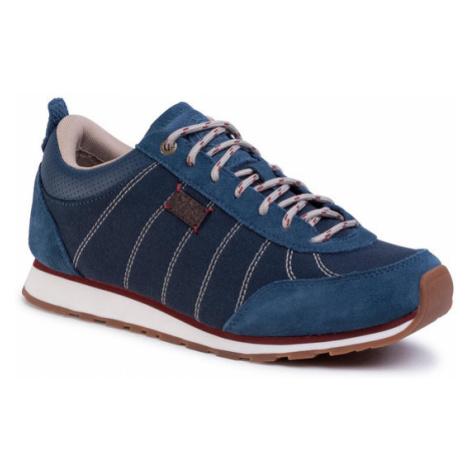 Jack Wolfskin Sneakersy Mountian Dna Low W 4039331 Niebieski