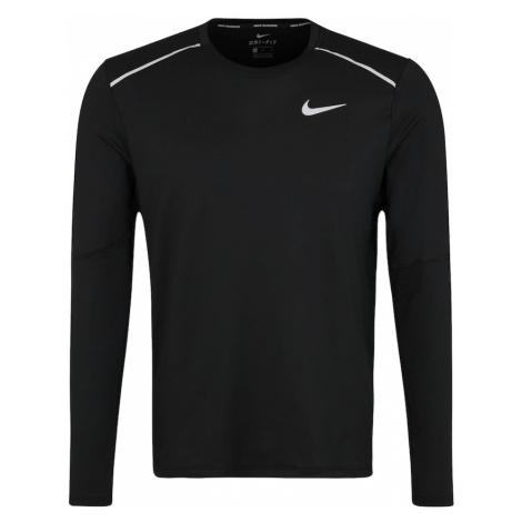 NIKE Koszulka funkcyjna 'M NK ELMNT CREW 3.0' czarny