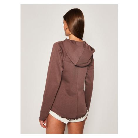 NIKE Bluza Sportswear Windrunner Tech Fleece BV3455 Brązowy Standard Fit