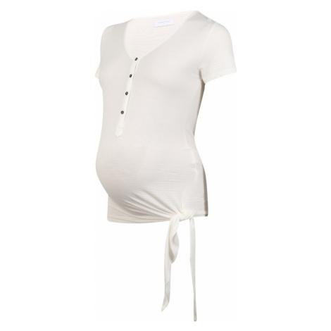 MAMALICIOUS Koszulka 'Lia' biały Mama Licious