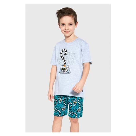 Chłopięca piżama Lemuring Cornette