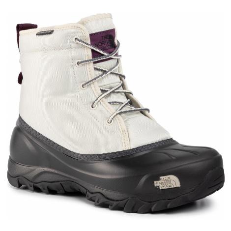 Śniegowce THE NORTH FACE - Tsumoru Boot T93MKTGSW Bone White/Tnf Black