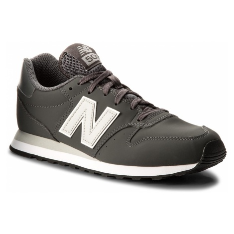 Sneakersy NEW BALANCE - GM500DGR Szary