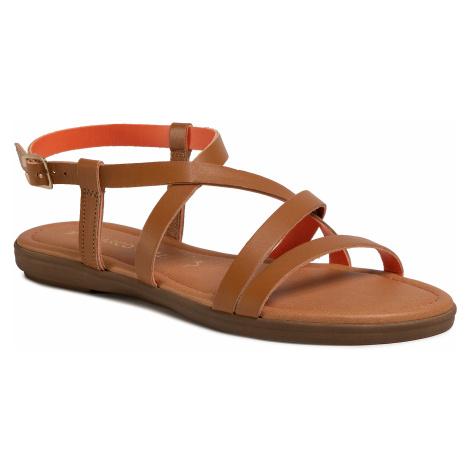 Sandały MARCO TOZZI - 2-28155-34 Cognac Comb 392
