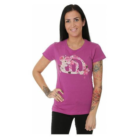koszulka Nordblanc NBSLT6743 - Purple Orchid