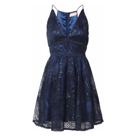 Love Triangle Sukienka koktajlowa 'Constellations Dress' granatowy