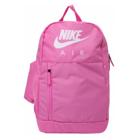 Nike Sportswear Plecak różowy / biały