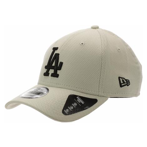 czapka z daszkiem New Era 9FO Diamond Era MLB Los Angeles Dodgers - Stone/Black