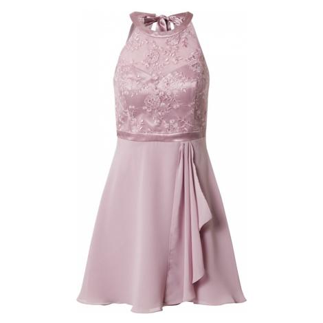 Vera Mont Sukienka koktajlowa różowy pudrowy