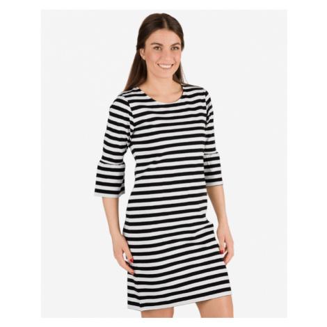 Sam 73 Sukienka Czarny Biały