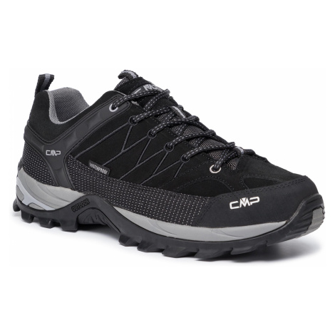 Trekkingi CMP - Rigel Low Trekking Shoes Wp 3Q13247 Nero/Grey 73UC