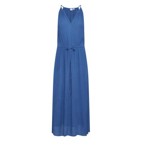 GAP Letnia sukienka 'HALTER DRESS' niebieski