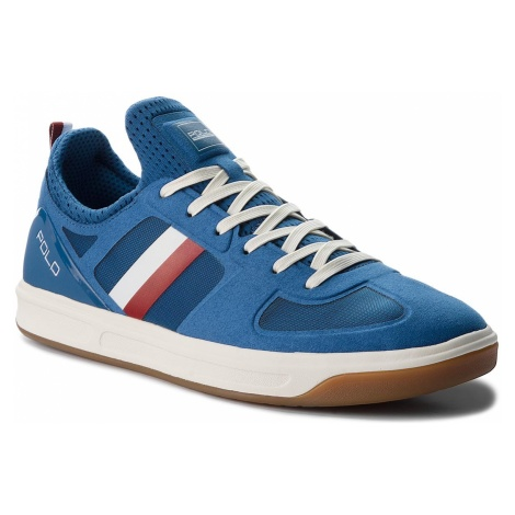 Sneakersy POLO RALPH LAUREN - Court200 809711474001 Indigo