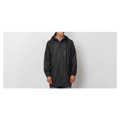 Rains Parka Coat Black