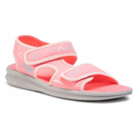 New Balance Sandały K2031HPK Różowy