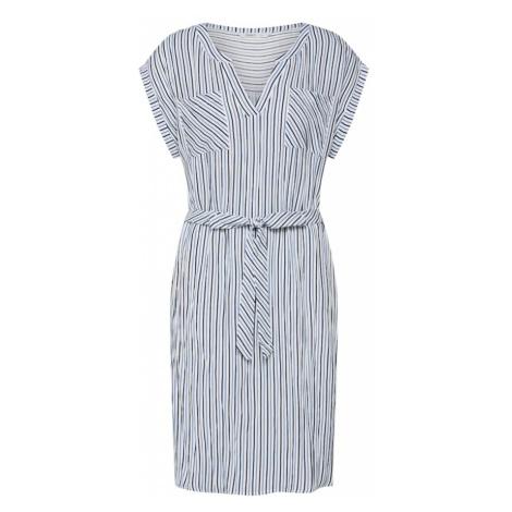 ONLY Sukienka 'Vertigo' niebieski / biały