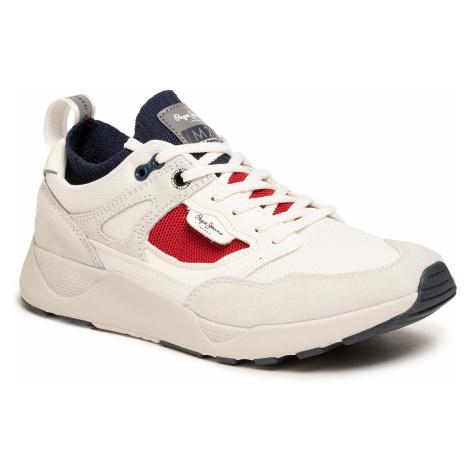 Sneakersy PEPE JEANS - Orbital M25 03 PMS30599 White 800