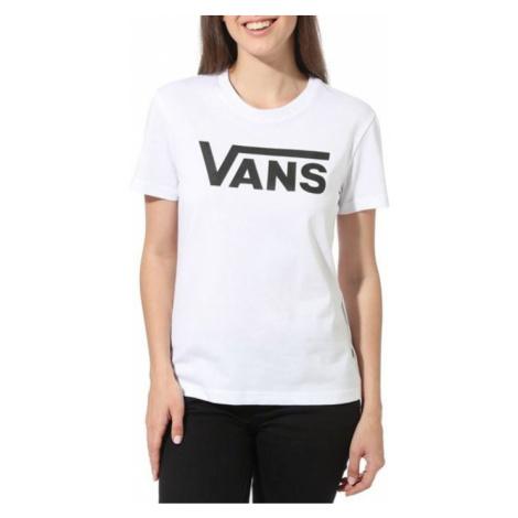 Koszulka damska Vans Flying V Crew VA3UP4WHT