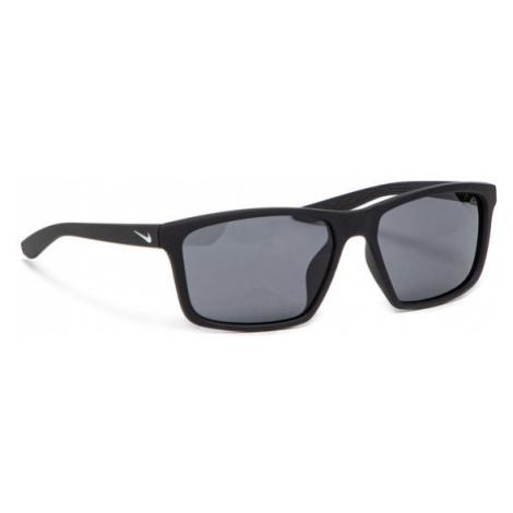 Nike Okulary przeciwsłoneczne Valiant CW4645 010 Czarny