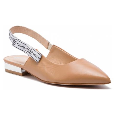 Damskie sandały Solo Femme
