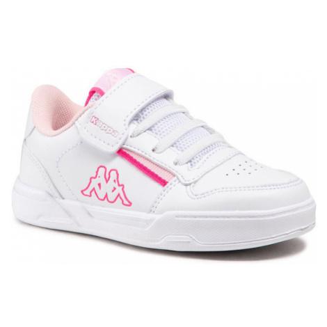 Kappa Sneakersy Marabu II K 260817K Biały