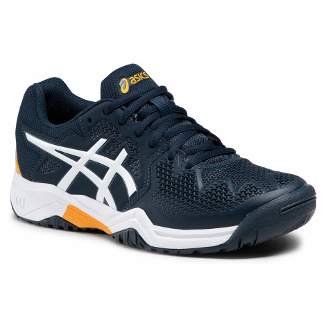 Buty ASICS - Gel-Resolution 8 Gs 1044A018 French Blue/White 403