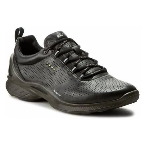 Czarna damskie obuwie indoorowe