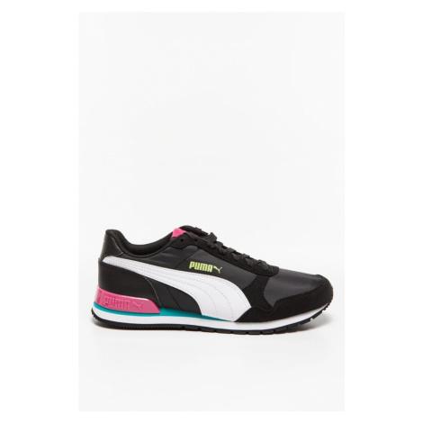 Buty Puma St Runner V2 Nlite 36527835 Black/white/virdian Green