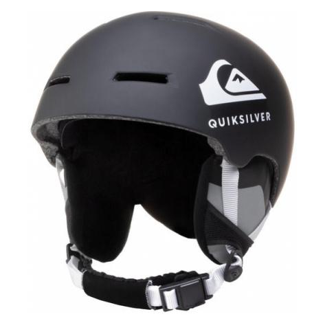 Quiksilver Kask narciarski Theory EQYTL03033 Czarny