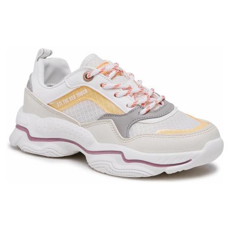 Sneakersy XTI - 57485 Beige
