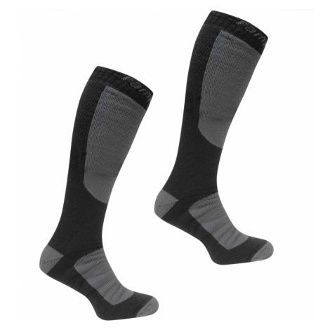 Campri Snow Sock 2 Pack Mens