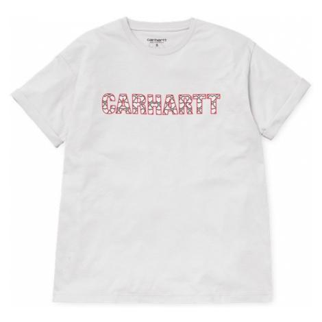 Koszulka Damska Carhartt WIP W' S/S Hearts T-Shirt White (I025803_02_00)