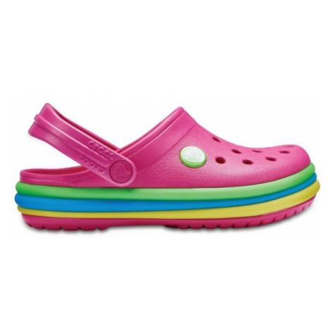 Crocs Crocband Rainbow Band Clog 205205-6NP