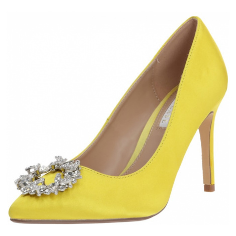 Dorothy Perkins Czółenka żółty