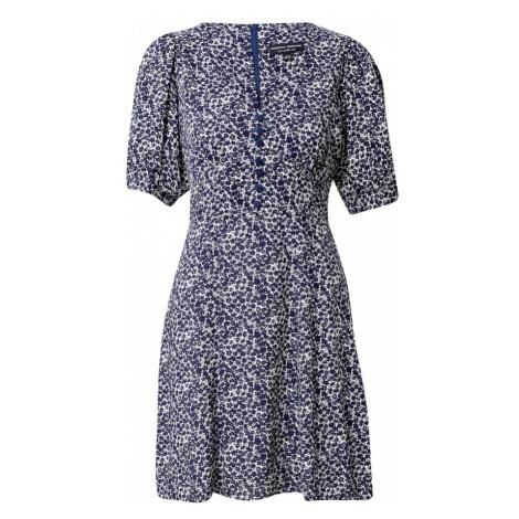 Dorothy Perkins Sukienka 'Blue Ditsy' niebieski / biały