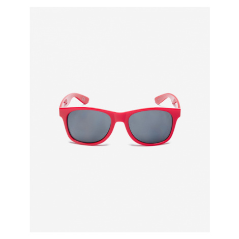 Vans Spicoli 4 Okulary przeciwsłoneczne Czerwony