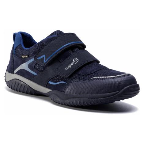 Sneakersy SUPERFIT - GORE-TEX 1-006383-8000 D Blau/Blau