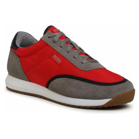 Sneakersy BOSS - Sonic 50432574 10227299 01 Open Red 640 Hugo Boss