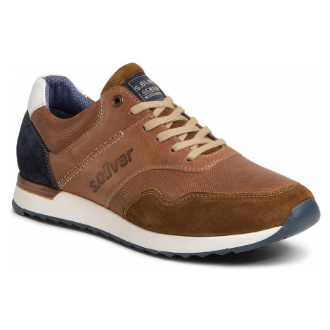 Sneakersy S.OLIVER - 5-13626-24 Camel 312
