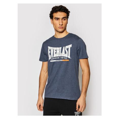 EVERLAST T-Shirt 20127104-87 Granatowy Regular Fit