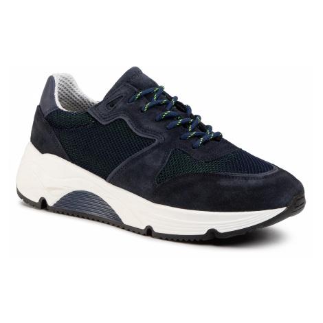 Sneakersy WOJAS - 46042-86 Granatowy