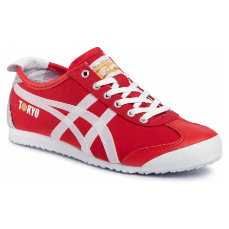 Sneakersy ONITSUKA TIGER - Mexico 66 1183A730 Classic Red/White 600