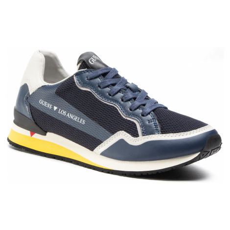 Sneakersy GUESS - Genova FM7GEN FAB12 NAVY