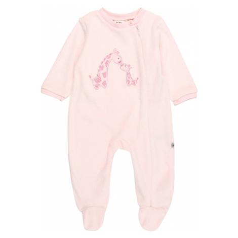 JACKY Piżama różowy pudrowy