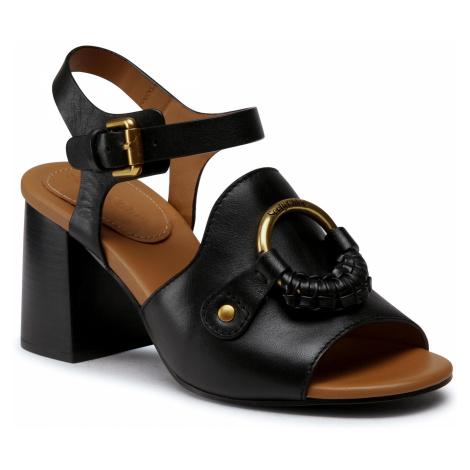 Sandały SEE BY CHLOÉ - SB34061A Nero 999 Chloé